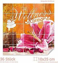 GRAZDesign Klebefliesen Wellness Lounge -