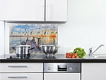 GRAZDesign rückwand küche Natur - Spritzschutz
