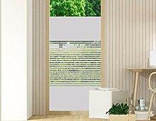 GRAZDesign Sichtschutzfolie Eingangstür Fenster -