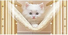 GRAZDesign Sichtschutzfolie Katzen -