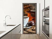 GRAZDesign Türfolie Küchentür - Türposter