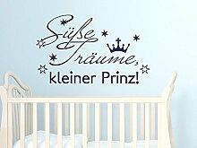 GRAZDesign Wandtattoo Babyzimmer Schlafen/Sterne