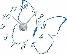 GRAZDesign Wandtattoo Uhr Kinderzimmer - Kinderuhr