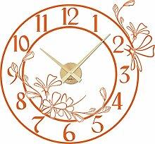 GRAZDesign Wanduhr Aufkleber Landhausstil - Uhren