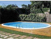Gre kpeov8159–Pool oval interrata Dim: