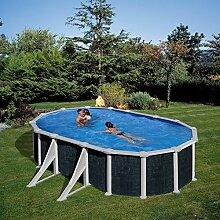 Gre m292296–Pool oval Stahl Aspekt Ratan Java kit500nr