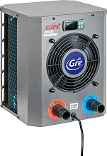 Gre Pool-Wärmepumpe HPM 20-Mini (LxBxH): 35,6 x