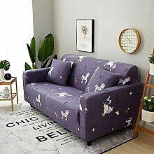 Grea Sofa Cover Spandex elastisches Polyester