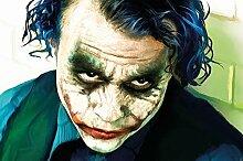 great-art Fototapete Joker Wanddekoration -