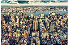 great-art Fototapete New York City Skyline