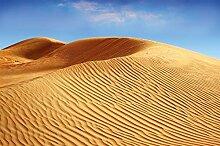 great-art Fototapete Sandwüste Dünenlandschaft -