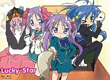 Great Eastern Entertainment Lucky Star Cosplay