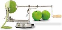 GreatGadgets Apfelschäler Deluxe, aus gehärtetem