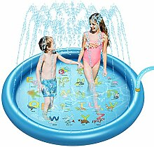 Greatlizard 68 Zoll aufblasbares Wasserspray