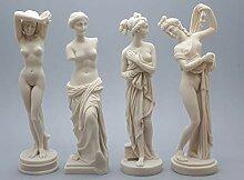 greekartshop Set 4 Göttin Aphrodite Venus