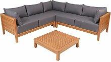 greemotion 128640 Lounge Set GOA-Loungemöbel aus