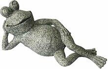 Greemotion 615533 Frosch liegend 36.5 x 16 x 15 cm
