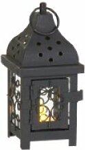 Greemotion Laterne Samira incl. LED Kerze H18cm