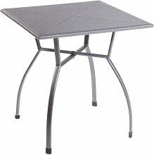 greemotion Tisch Toulouse eisengrau, quadratischer