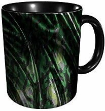 Green Camouflage Cloth Abstract 11 Gu Division