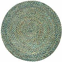 Green Decore Handgefertigte geflochtene runde