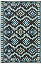 Green Decore Kunststoff-Teppich für den