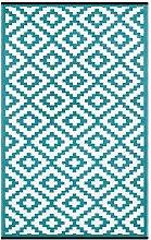 Green Decore Nirvana-Teppich, wendbar, Kunststoff,