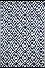 Green Decore Outdoor-Teppich Espero Blue, Wendbar,
