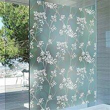 Green Leaf Dekorative Fensterfolie PVC