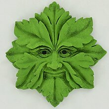 Green Man Star, Greenman Dekorative, für den