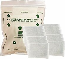 Green Piece - 12 Pack All-Natural Baby Diaper Pail