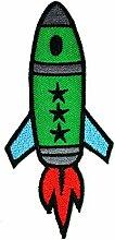 Green Star Rakete, Weltraum, Entdecker, fliegender