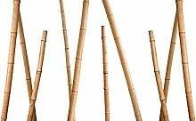 GREEN24 10 Stück Bambusstäbe für Rankgerüste
