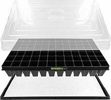 GREEN24 Hydroponik XL84 Zimmergewächshaus Pro mit