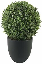Greenbrokers Limited Künstliche Buchsbaumkugel in