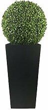 Greenbrokers Limited Pflanzgefäß aus Zinn, 40