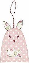 Greengat Eierwärmer Hase Spot Pale pink