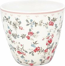 Greengate Becher - Latte cup - Carly white -