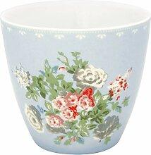 Greengate Becher - Latte cup - Petricia pale blue