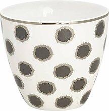 GreenGate - Becher, Tasse, Latte Cup - Savannah -