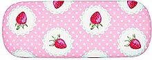 GreenGate - Brillenetui - Strawberry - Erdbeere -