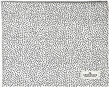 GreenGate COTTAB250DOT9902 Tischdecke Dot Black