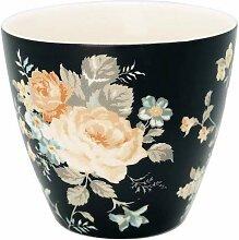 GreenGate Latte Cup Josephine Black
