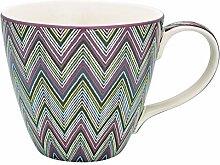 GreenGate- Mug/Becher- Henkelbecher- Zindy Dark