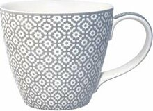 GreenGate- Mug/ Becher- Jasmina warm grey