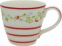 GreenGate- Mug/Becher mit Henkel - Gloria White