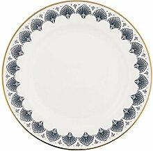 GreenGate- Plate - Teller - Elvina gold NBC - D