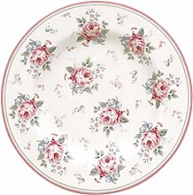 GreenGate- Small Plate- Marley White D: ca. 15 cm