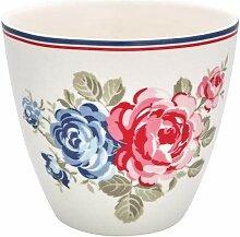 GreenGate STWLATHAI0106 Hailey Latte Cup White