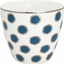 GreenGate - Tasse, Becher, Latte Cup - Savannah -